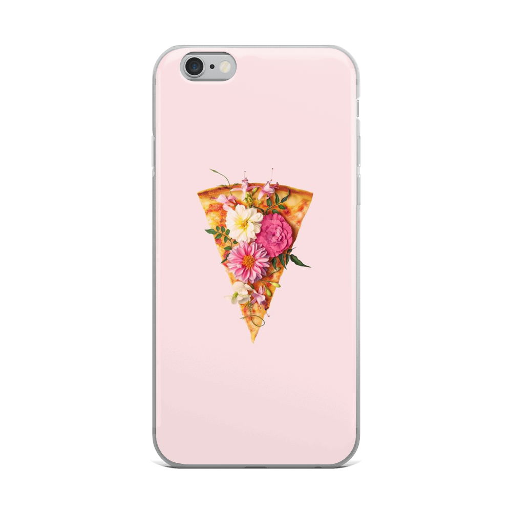 Pizza Art - Iphone Case - $25.00 - Iphone 6 Plus/6S Plus