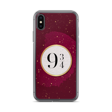Platform 9¾ - Iphone Case - $25.00 - Iphone X/xs