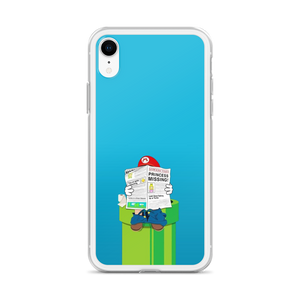 Princess Missing - Iphone Case