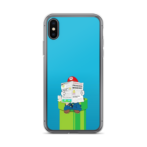 Princess Missing - Iphone X/xs - Iphone Case