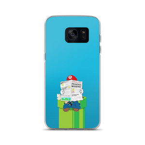 Princess Missing - Samsung Galaxy S7 - Samsung Case