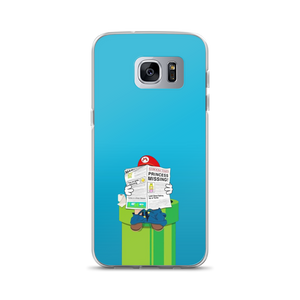 Princess Missing - Samsung Galaxy S7 Edge - Samsung Case