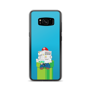Princess Missing - Samsung Galaxy S8 - Samsung Case