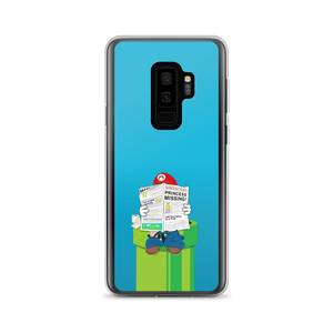Princess Missing - Samsung Galaxy S9+ - Samsung Case
