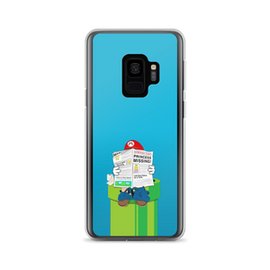 Princess Missing - Samsung Galaxy S9 - Samsung Case