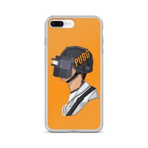 Pubg Orange - Iphone Case - $30.00 - Iphone 7 Plus/8 Plus
