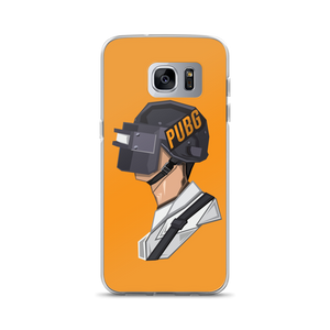 Pubg Orange - Samsung Case - $30.00 - Samsung Galaxy S7 Edge
