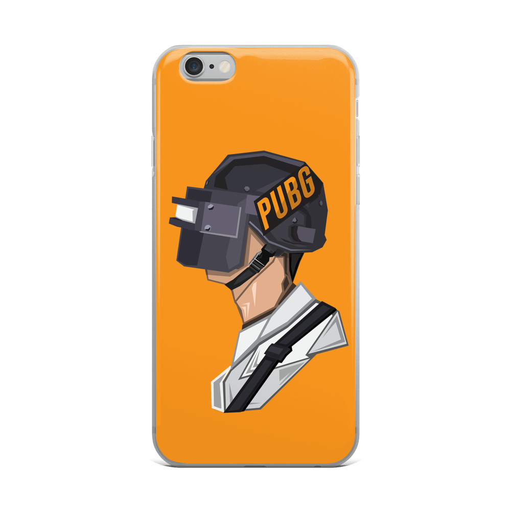 Pubg Orange - Iphone Case - $30.00 - Iphone 6 Plus/6S Plus