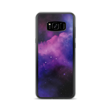 Load image into Gallery viewer, Purple Galaxy - Samsung Case - $25.00 - Samsung Galaxy S8+