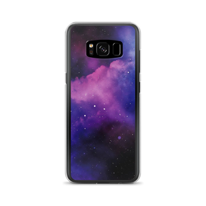 Purple Galaxy - Samsung Case - $25.00 - Samsung Galaxy S8