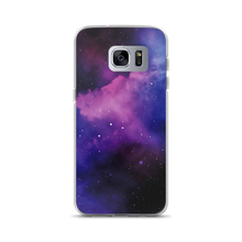 Load image into Gallery viewer, Purple Galaxy - Samsung Case - $25.00 - Samsung Galaxy S7 Edge