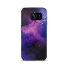 Load image into Gallery viewer, Purple Galaxy - Samsung Case - $25.00 - Samsung Galaxy S7