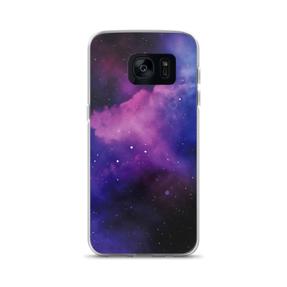 Purple Galaxy - Samsung Case - $25.00 - Samsung Galaxy S7