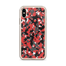 Load image into Gallery viewer, Red Camo - Iphone Case