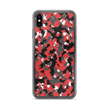 Load image into Gallery viewer, Red Camo - Iphone Xs Max - Iphone Case