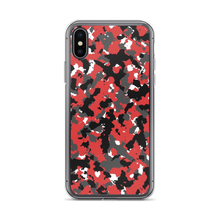Load image into Gallery viewer, Red Camo - Iphone X/xs - Iphone Case