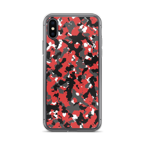 Red Camo - Iphone X/xs - Iphone Case