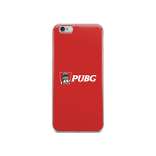 Load image into Gallery viewer, Red Pubg - Limited Edition - Iphone Case - $30.00 - Iphone 6/6S