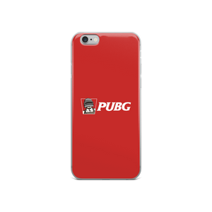Red Pubg - Limited Edition - Iphone Case - $30.00 - Iphone 6/6S