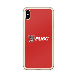 Red Pubg - Limited Edition - Iphone Case - $30.00