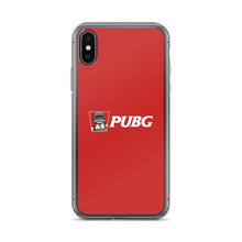 Load image into Gallery viewer, Red Pubg - Limited Edition - Iphone Case - $30.00 - Iphone X/xs