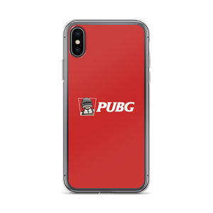 Red Pubg - Limited Edition - Iphone Case - $30.00 - Iphone X/xs