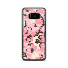 Load image into Gallery viewer, Rose Camo - Samsung Galaxy S8+ - Samsung Case