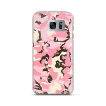 Load image into Gallery viewer, Rose Camo - Samsung Galaxy S7 Edge - Samsung Case