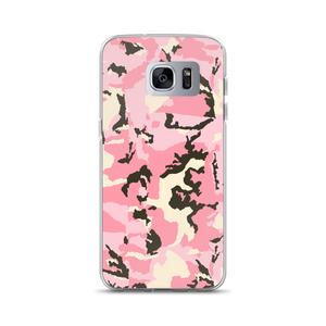 Rose Camo - Samsung Galaxy S7 Edge - Samsung Case