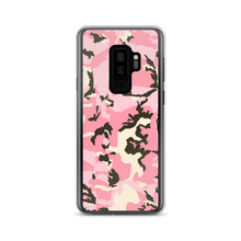 Load image into Gallery viewer, Rose Camo - Samsung Galaxy S9+ - Samsung Case