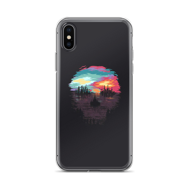 Skull - Iphone Case - $25.00 - Iphone X/xs