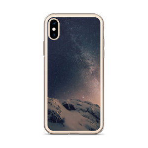 Snow Stars - Iphone Case - $25.00