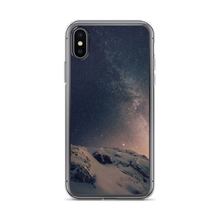 Load image into Gallery viewer, Snow Stars - Iphone Case - $25.00 - Iphone X/xs