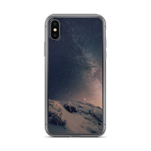 Snow Stars - Iphone Case - $25.00 - Iphone X/xs