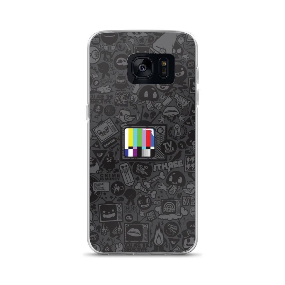 Tv Art - Samsung Case - $25.00 - Samsung Galaxy S7