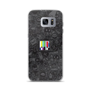 Tv Art - Samsung Case - $25.00 - Samsung Galaxy S7 Edge