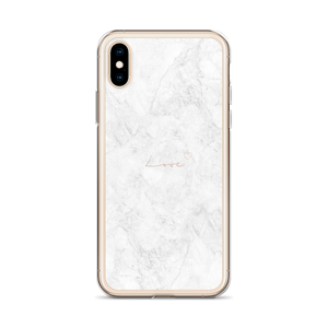 White Marble - Iphone Case - $25.00