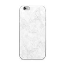 Load image into Gallery viewer, White Marble - Iphone Case - $25.00 - Iphone 6 Plus/6S Plus