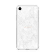 Load image into Gallery viewer, White Marble - Iphone Case - $25.00