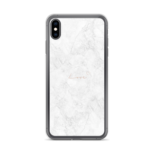 White Marble - Iphone Case - $25.00 - Iphone Xs Max