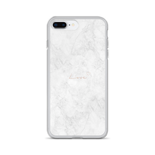 Load image into Gallery viewer, White Marble - Iphone Case - $25.00 - Iphone 7 Plus/8 Plus