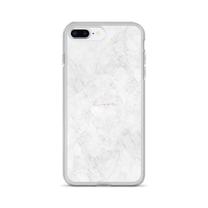 White Marble - Iphone Case - $25.00 - Iphone 7 Plus/8 Plus