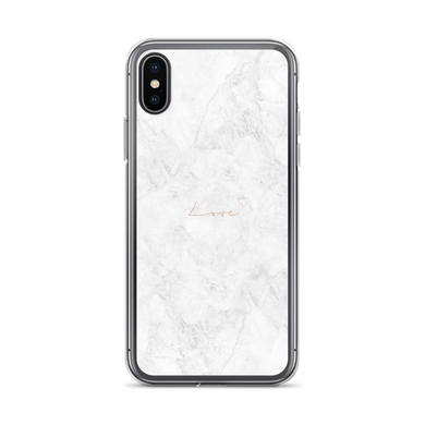 White Marble - Iphone Case - $25.00 - Iphone X/xs