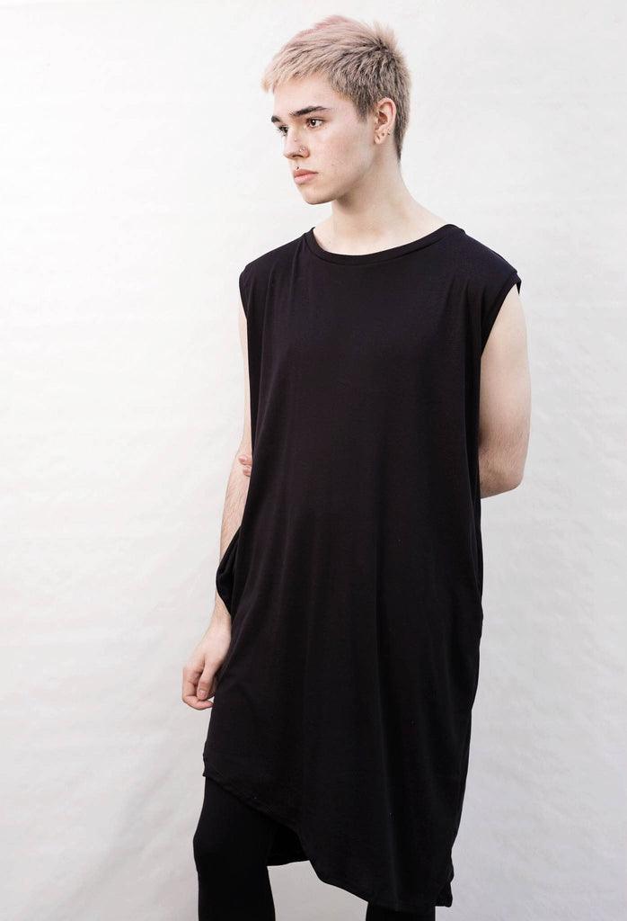 Sliver Tank (LOW STOCK) - NOCTEX