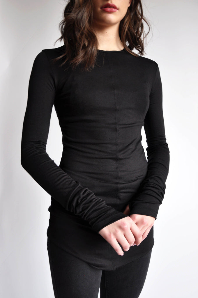 Ser 2.0 Longsleeve - BLACK - NOCTEX - BUY NOW PAY LATER