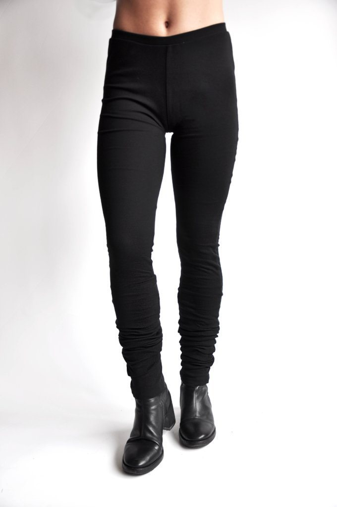 High Waist Long Leggings - NOCTEX - BUY NOW PAY LATER (591772975134)