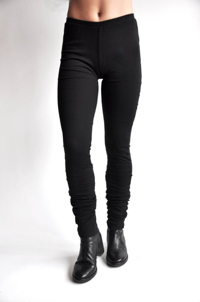 High Waist Long Leggings - NOCTEX (591772975134)