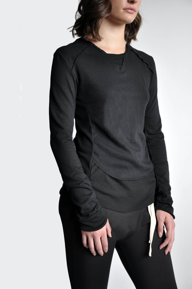 PANEL SWEATER - NOCTEX - BUY NOW PAY LATER (1415392100424)