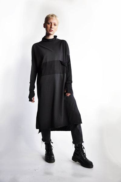 CODE TUNIC - BLACK - NOCTEX - BUY NOW PAY LATER