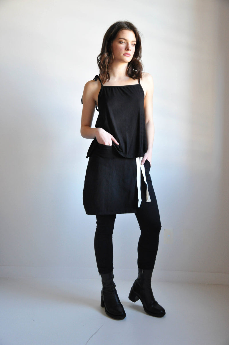 REVERSE TANK - BLACK - Shop Noctex